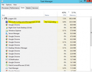 Configuration Manager console hangs for 20 seconds every 10 minutes - How To Manage Devices Community Forum - Welcome to the world of Device Management! This is community build by Device Management Admins for Device Management Admins❤️ Ask your questions!! We are here to help you! - Configuration Manager console hangs for 20 seconds every 10 minutes