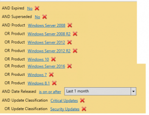 Monthly Patching schedule 1 - How To Manage Devices Community Forum - Welcome to the world of Device Management! This is community build by Device Management Admins for Device Management Admins❤️ Ask your questions!! We are here to help you! - Monthly Patching schedule now a days size is almost 17 to 20 GB is it normal ? Before January it was hardly 1 or 2 gb only here i attached the same what i am selecting every month. Please advise.