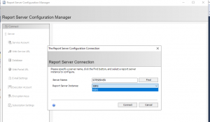 capture02 - How To Manage Devices Community Forum - Welcome to the world of Device Management! This is community build by Device Management Admins for Device Management Admins❤️ Ask your questions!! We are here to help you! - SQL Reporting services 2017 - Unable to select instance ID