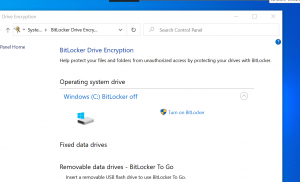2020 10 05 18 56 33 - How To Manage Devices Community Forum - Welcome to the world of Device Management! This is community build by Device Management Admins for Device Management Admins❤️ Ask your questions!! We are here to help you! - BitLocker encryption not working on newly created Autopilot device