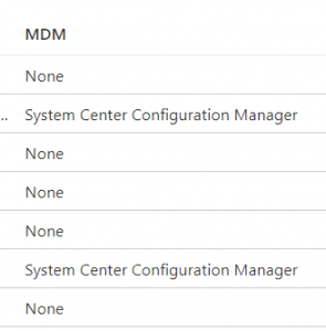 Intune1 - How To Manage Devices Community Forum - Welcome to the world of Device Management! This is community build by Device Management Admins for Device Management Admins❤️ Ask your questions!! We are here to help you! - MDM Display name in AAD is