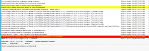 O365updates failed to download - How To Manage Devices Community Forum - Welcome to the world of Device Management! This is community build by Device Management Admins for Device Management Admins❤️ Ask your questions!! We are here to help you! - O365 updates failed to download (DownloadUpdateContent() failed with hr=0x80073633)